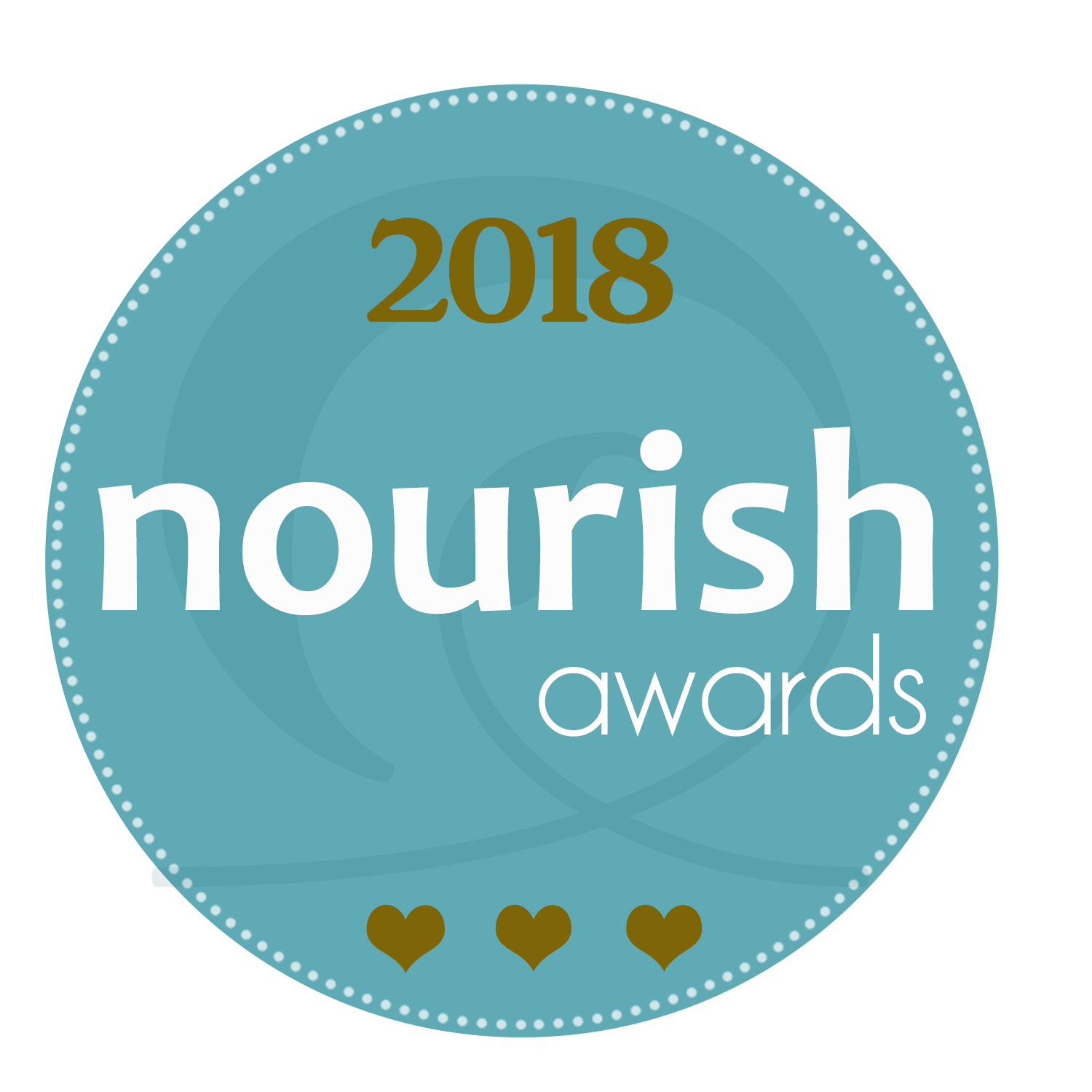 Nourish Awards Logo